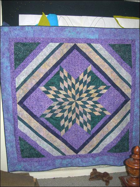 batik lonestar