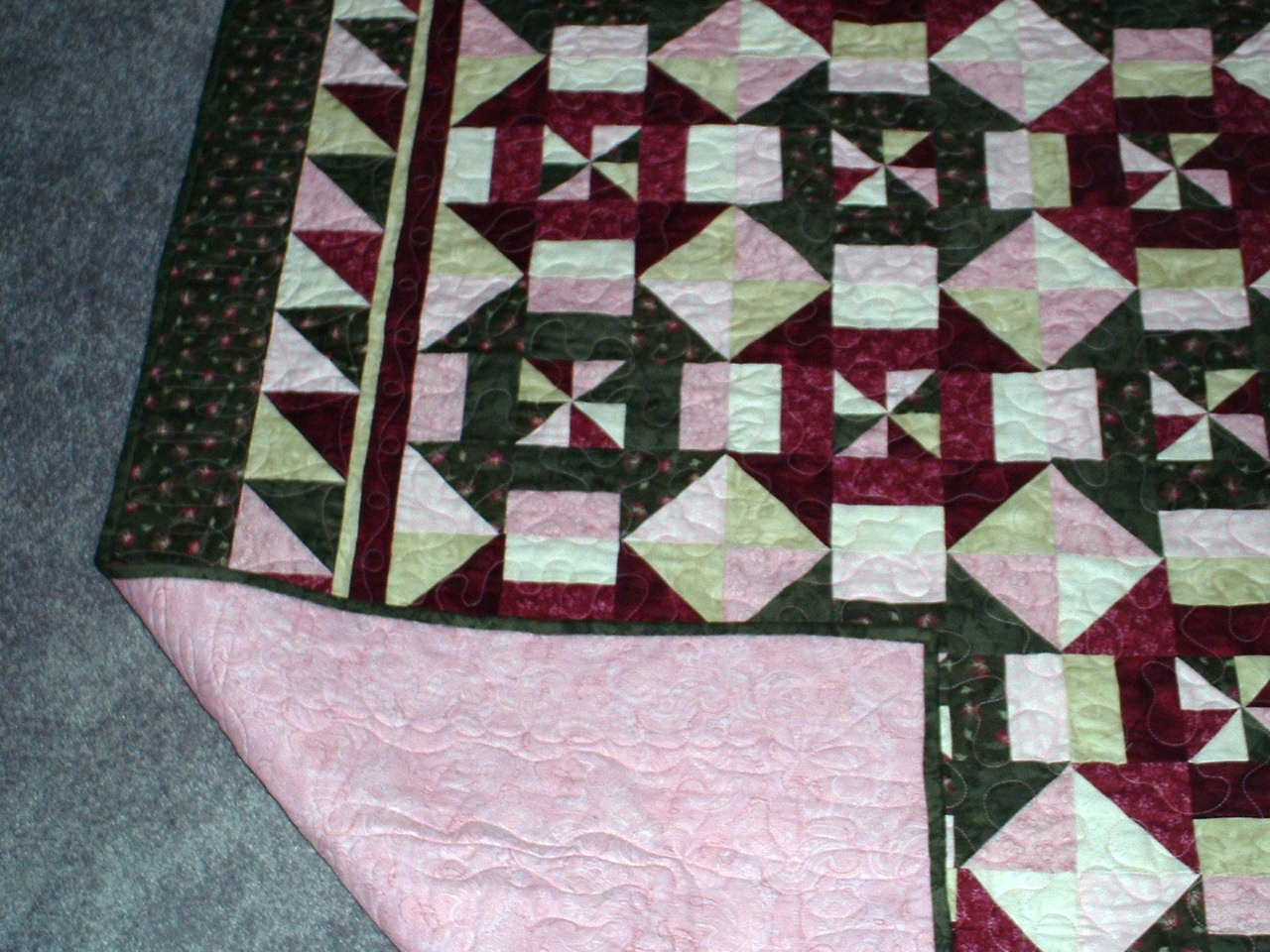Customer Quilts 2008