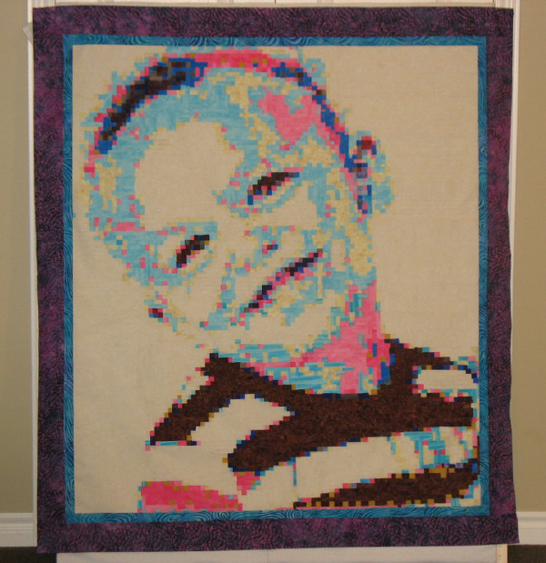 Grandson Nathan Photo Quilt