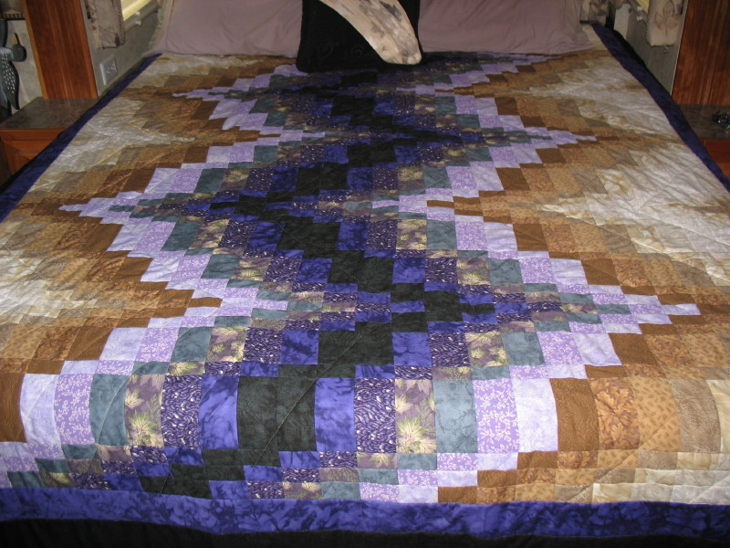RV Bargello Quilt