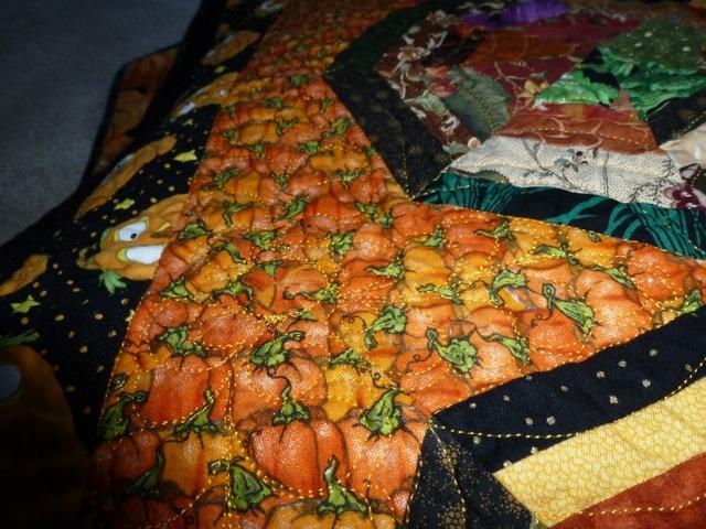 spiderweb quilt 2013