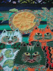 Closeup of the kitties