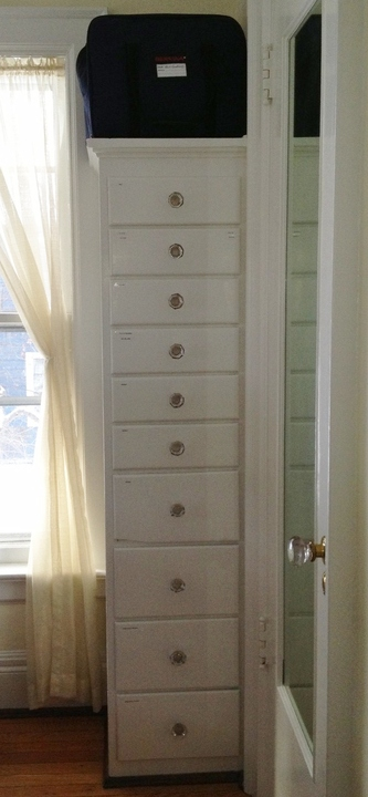 scrap drawers R