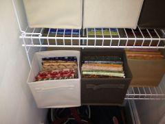 closet Fat quarters R