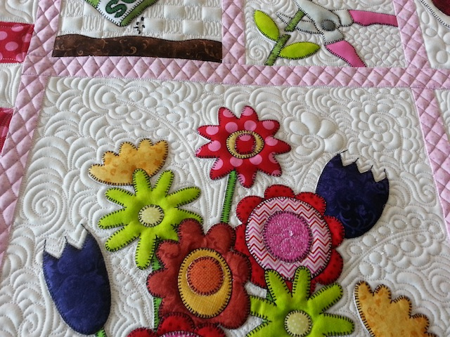 intheForest quilts