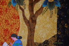 The Storyteller - tree detail