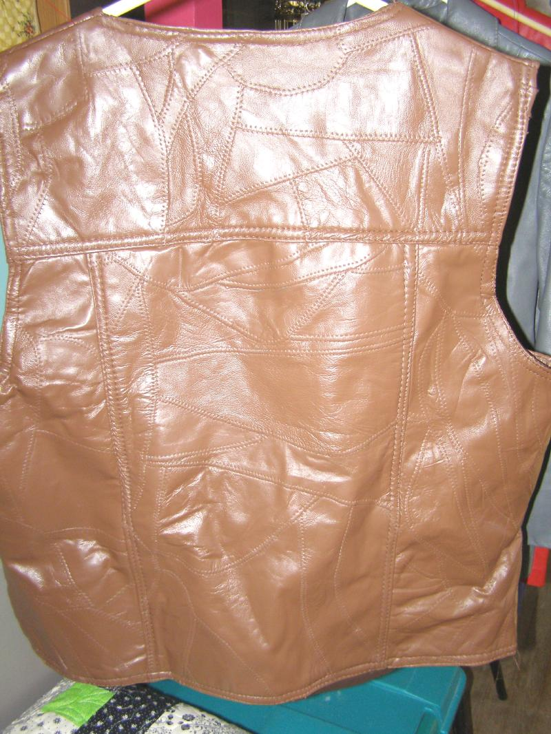 2nd   $450    brown vest pieced.jpg