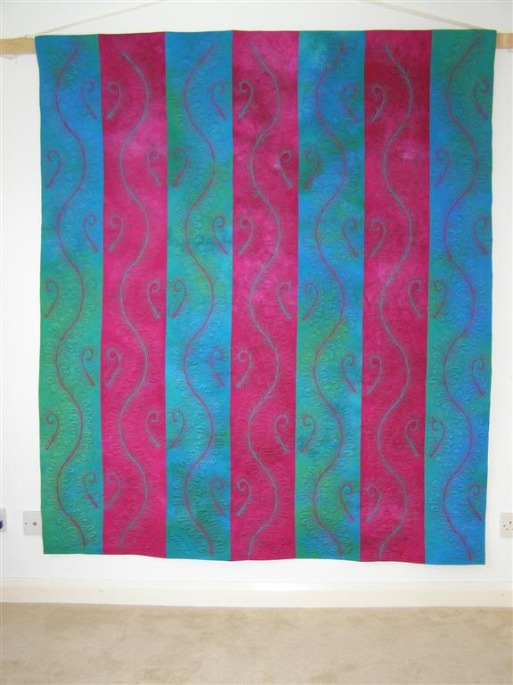 Sally Bramald's Quilts