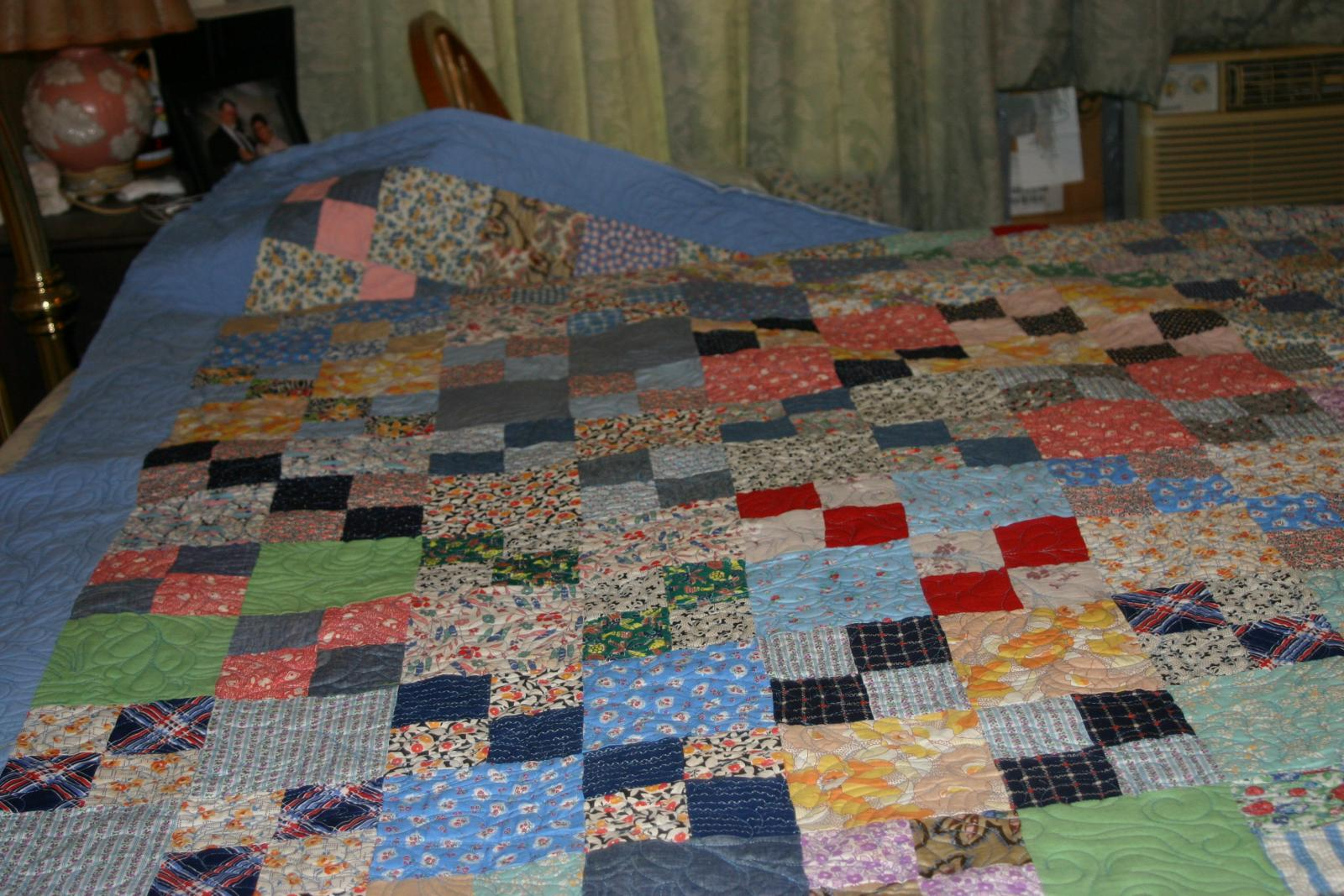 Ruthie's quilts