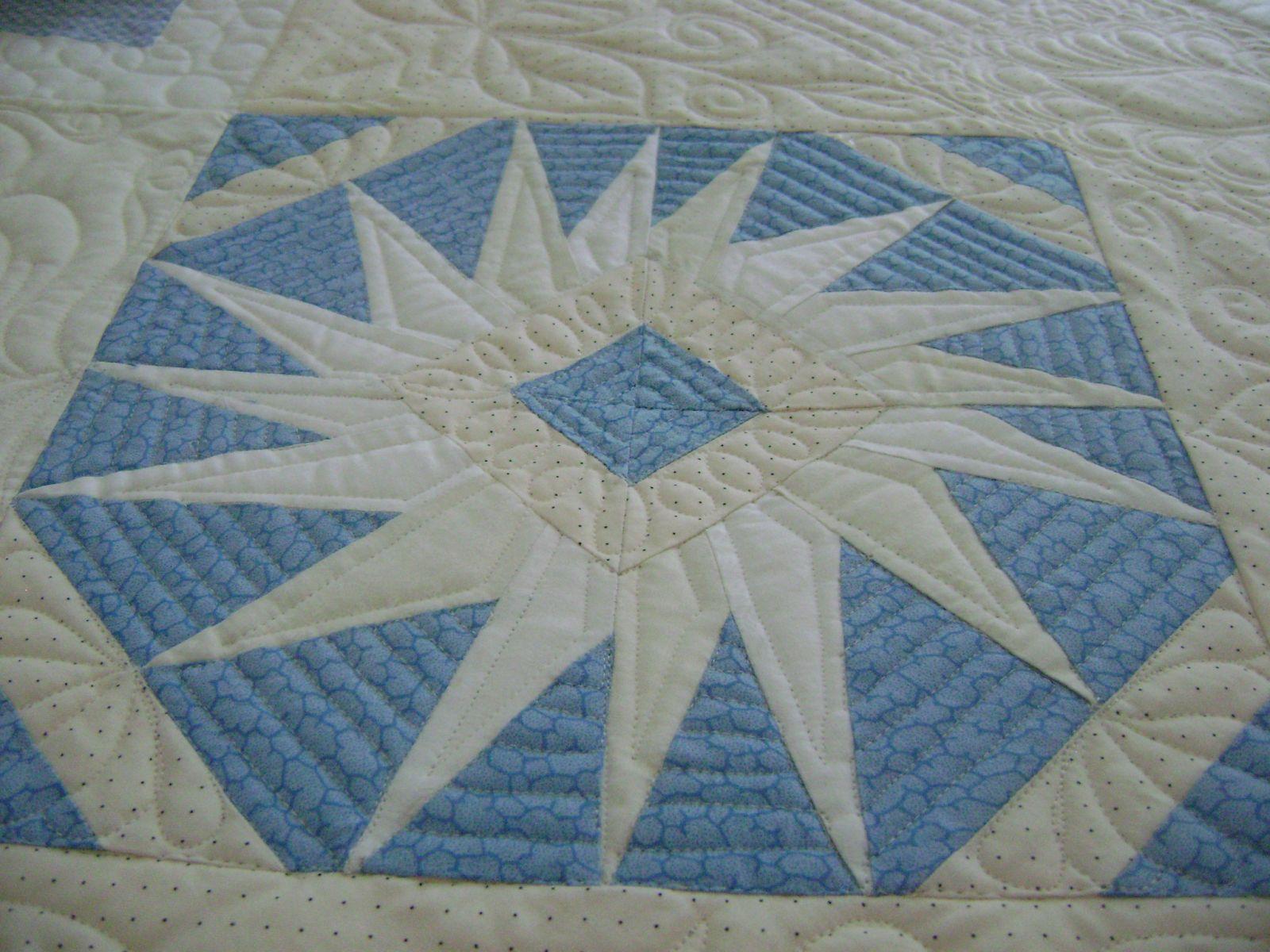 Ryleigh's quilt 2014