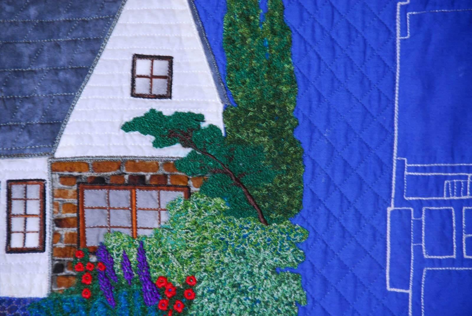 Dad's House Plan detail
